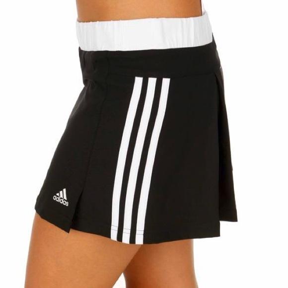 adidas Dresses & Skirts - ADIDAS • Response Climalite Black Skirt • Size L